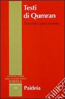 Testi di Qumran libro di García Martínez Florentino