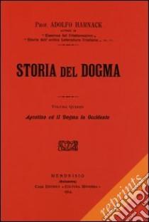 Manuale di storia del dogma (rist. anast. 1914) (5) libro di Harnack Adolf von