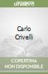 Carlo Crivelli libro