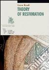 Theory of Restoration libro