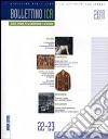 Bollettino ICR vol. 22-23 libro