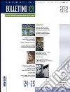 Bollettino ICR vol. 24-25 libro
