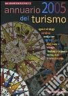 Annuario del turismo 2005 libro