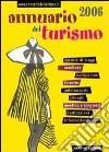 Annuario del turismo 2006 libro