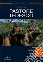 Enciclopedia. pastore tedesco libro