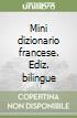 Mini dizionario francese