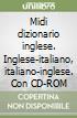 Midi dizionario inglese. Con CD-ROM