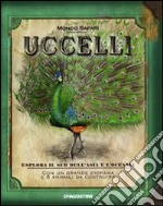 Uccelli libro di Honovich Nancy