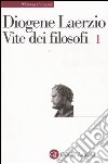 Vite dei filosofi. Vol. 1: Libri 1-7 libro