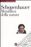 Metafisica della natura libro