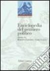 Enciclopedia del pensiero politico libro