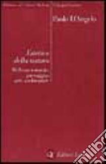 Estetica della natura libro di D'Angelo Paolo