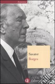Borges libro di Savater Fernando