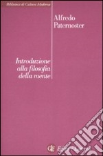 Introduzione alla filosofia della mente libro