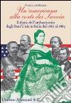 Un'americana alla corte dei Savoia libro