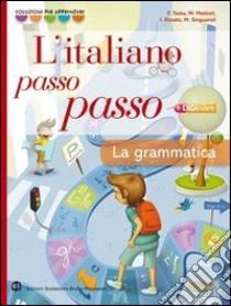 ITALIANO PASSO PASSO CON INVALSI ED.VERDE libro di AA.VV.