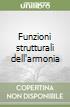 Funzioni strutturali dell'armonia libro