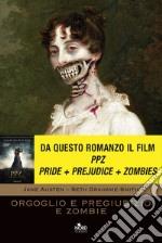 Orgoglio e pregiudizio e zombie libro