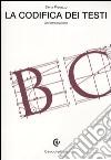 La codifica dei testi libro
