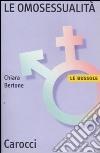 Le Omosessualità libro