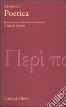 Poetica libro di Aristotele