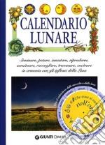 Calendario lunare. Con gadget libro