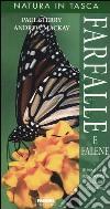 Farfalle e falene libro