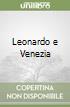 Leonardo e Venezia libro