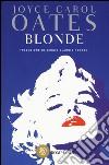 Blonde libro