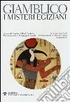 I misteri egiziani. Testo greco a fronte libro