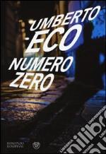 Numero Zero libro