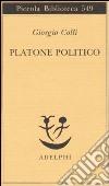 Platone politico libro