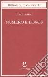 Numero e logos libro