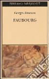 Faubourg libro