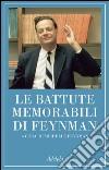Le battute memorabili di Feynman libro