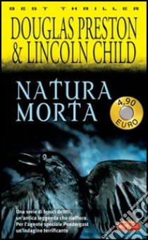Natura morta libro di Preston Douglas - Child Lincoln