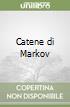 Catene di Markov libro
