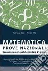 MATEMATICA PROVE NAZIONALI BIENNIO libro
