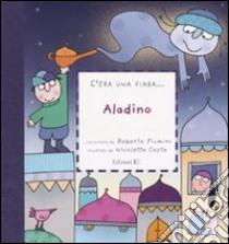 Aladino libro di Piumini Roberto - Costa Nicoletta