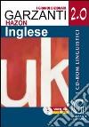 Grande dizionario Hazon di inglese 2.0. Inglese-italiano, italiano-in glese. CD-ROM libro