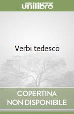 Verbi tedesco libro