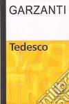Dizionario di tedesco libro