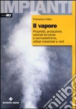 Il vapore. Proprietà, produzione, centrali termiche e termoelettriche, utilizzi industriali e civili libro