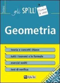 Geometria libro di Mola Loredana