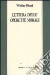 Lettura delle Operette morali libro