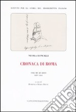 Cronaca di Roma. Vol. 4: 1859-1861