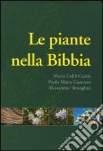 Le piante nella Bibbia libro