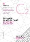 Contributi di ricerca. Ediz. italiana e inglese. Vol. 2