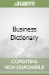 Business Dictionary libro