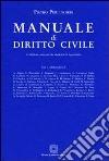 Manuale di diritto civile libro di Perlingieri Pietro